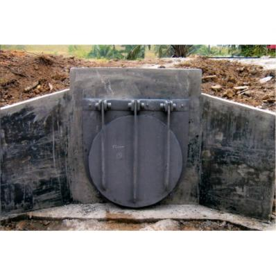 Round Composite Flap Gate Malaysia Composite Flap Gate
