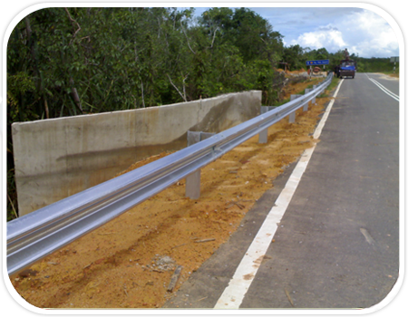 Highway Guardrail Manufacturer Supplier Malaysia Highway